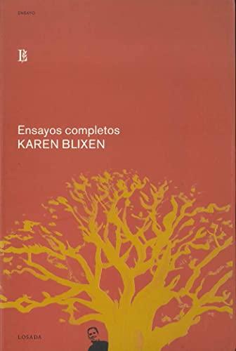 9788493291662: Ensayos Completos/complete Essays (Spanish Edition)