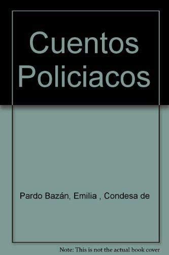 9788493296445: Cuentos Policiacos