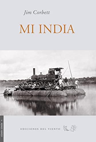 9788493300111: Mi India (Viento Simún)