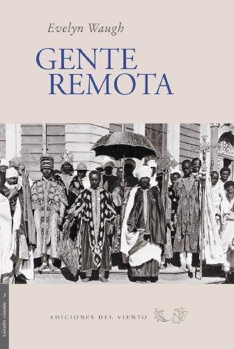 9788493300128: Gente Remota (Spanish Edition)