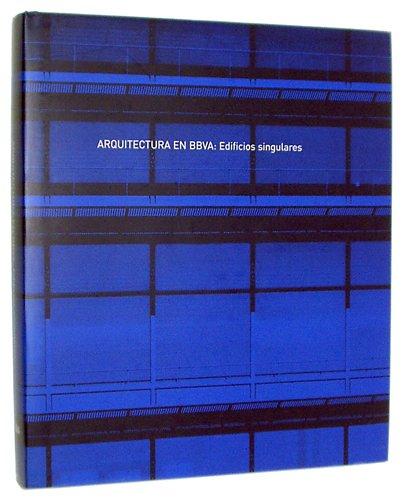 9788493314118: Arquitectura en bbva edificios singulares
