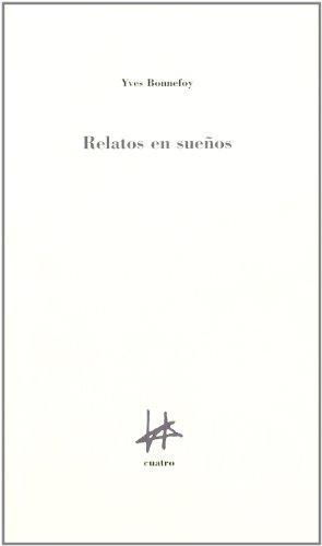 9788493319991: RELATOS EN SUE¥OS
