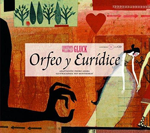 9788493322489: Orfeo y Eurídice (Opera Prima)