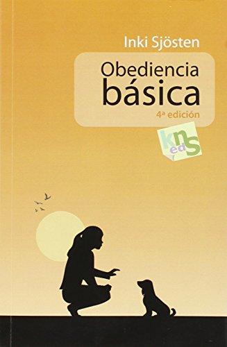 9788493323240: Obediencia básica