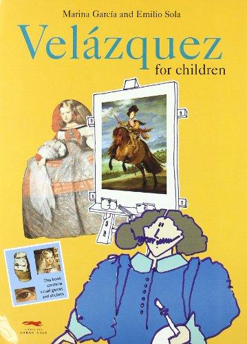 9788493336172: Velázquez for Children