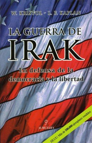9788493337896: Guerra de irak, la