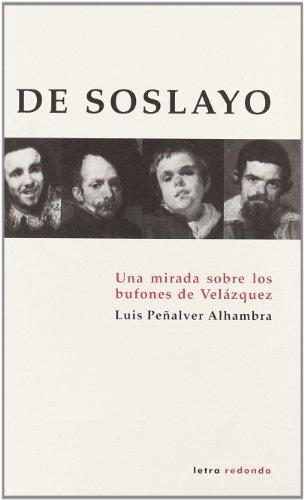 De soslayo una mirada sobre los bufones: Peñalver Alhambra, Luis