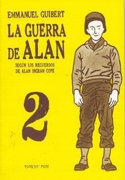 9788493340940: La Guerra de Alan 2 (Spanish Edition)