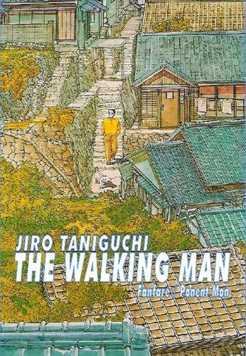 The Walking Man: Jiro Taniguchi