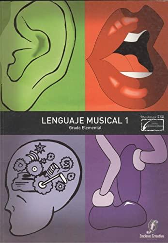 9788493341138: ENCLAVE - Lenguaje Musical 1º (Grado Elemental) (Fernandez/Ariño/Molina)