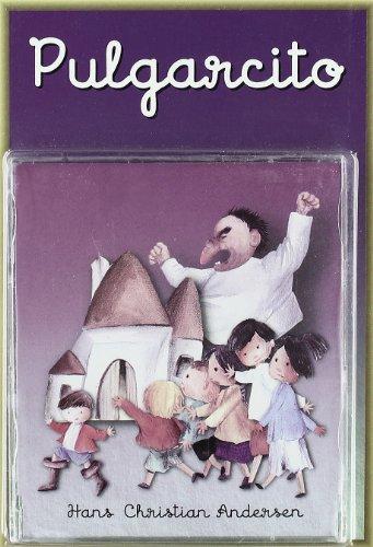 9788493345495: Pulgarcito (libro + CD)