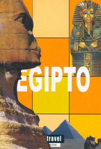 9788493363543: EGIPTO (Guías Travel Time)