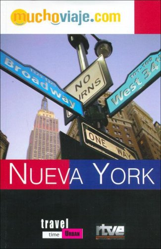 Nueva York/ New York (Travel Time Urban) (Spanish Edition): Toledo, Daniel