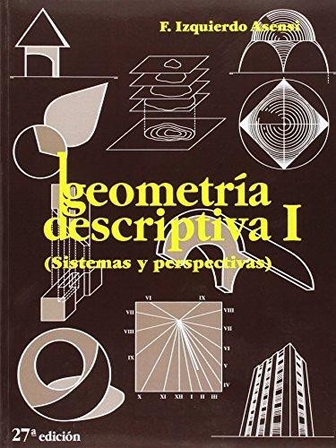9788493366889: Geometría Descriptiva 1