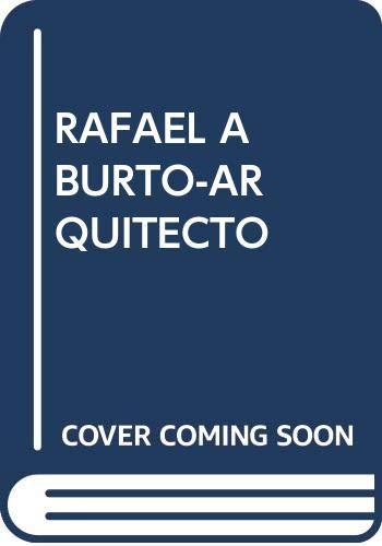 9788493370169: Rafael aburto,arquitecto