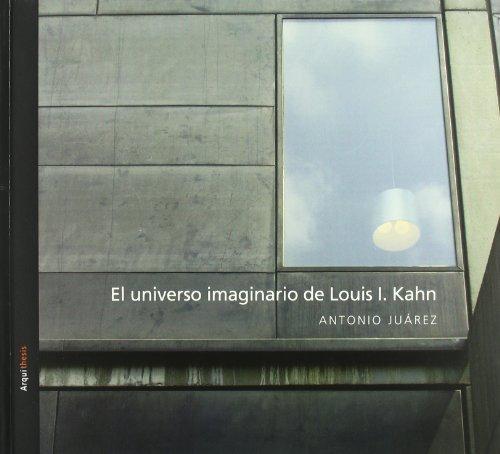 9788493370190: FCA UNIVERSO IMAGINARIO - LOUIS I. KAHN E