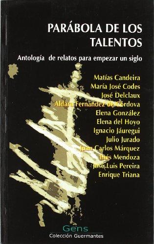 Parábola de los talentos: Matías Candeira /