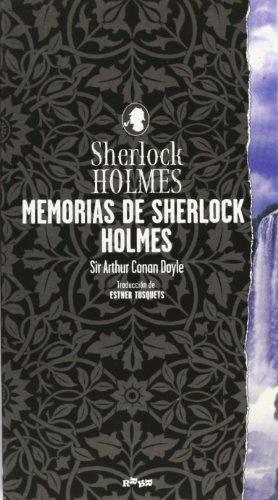 9788493372934: Memorias de sherlock holmes