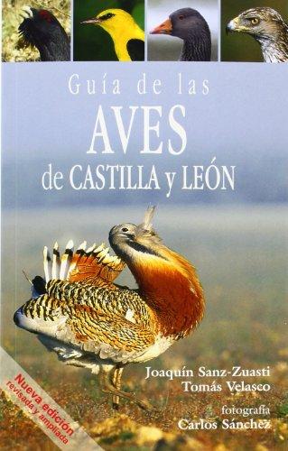 9788493373023: Guia de aves de Castilla y León