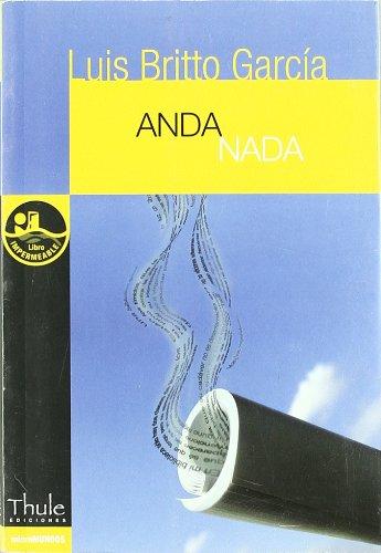AndaNada: Luis Britto García