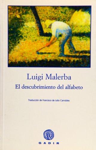 9788493376789: El descubrimiento del alfabeto (Spanish Edition)