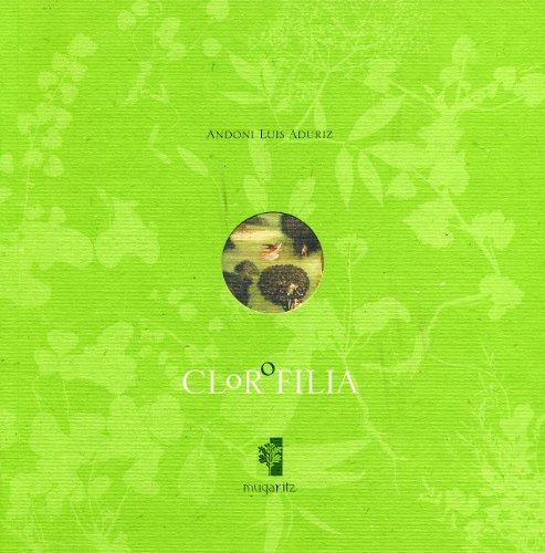 9788493385309: Clorofilia (Mugaritz Cuadernos)