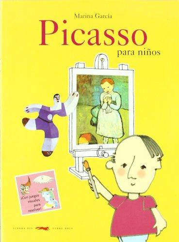 9788493397692: Picasso para niños