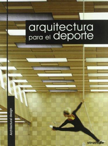 9788493400781: Arquitectura para el Deporte