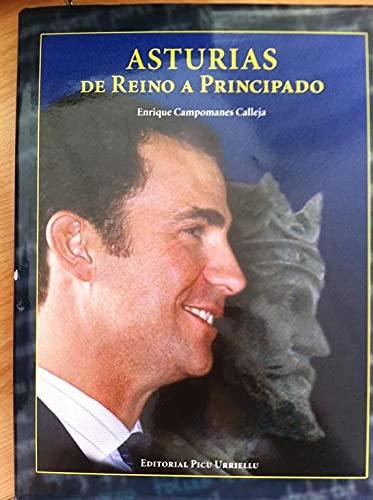 9788493402709: Asturias De Reino A Principado