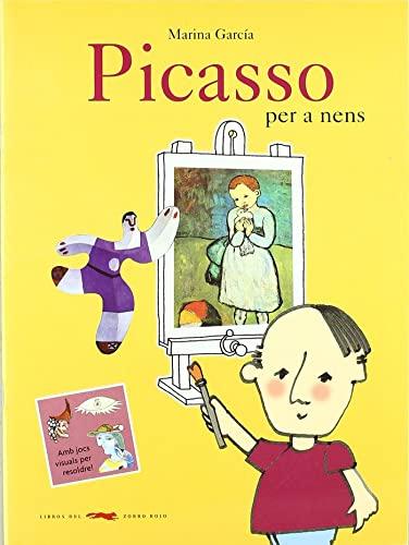 9788493403201: Picasso per a nens (Aprender y descubrir)
