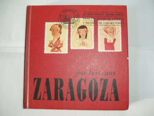 9788493403836: Zaragoza (Spanish Edition)