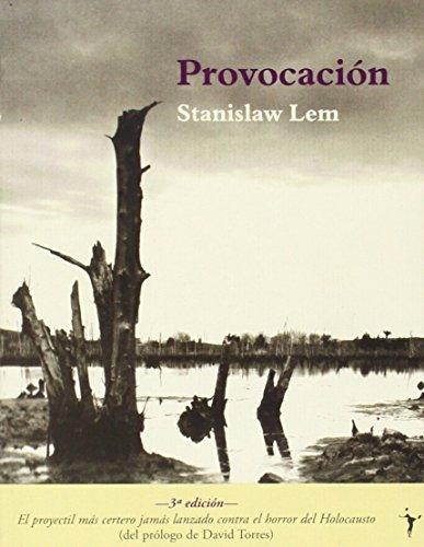 9788493407964: Provocación (Literadura)