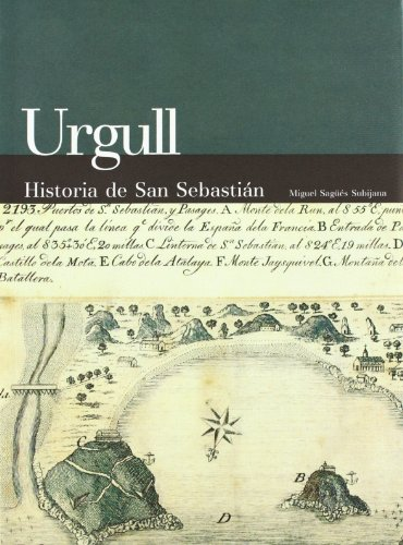 9788493409418: Urgull - historia de san sebastian