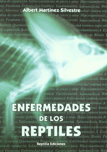 9788493413453: Enfermedades de los reptiles