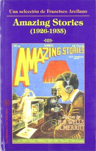 9788493416614: Amazing stories (1926-1935) (Delirio)