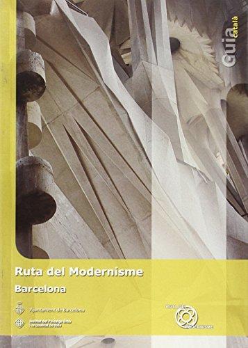 9788493416928: Ruta del modernisme de Barcelona