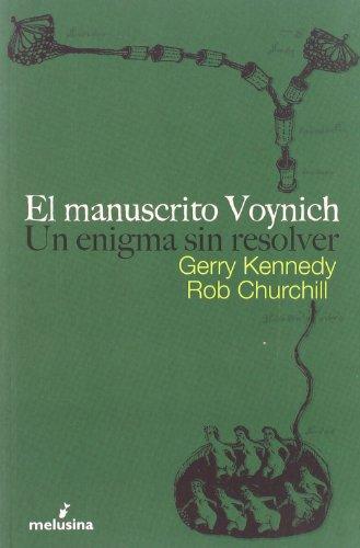 Manuscrito Voynich (General): Kennedy, Gerry; Churchill,