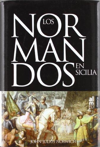 9788493421519: LOS NORMANDOS EN SICILIA