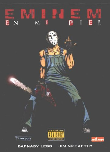 9788493423018: Eminem en mi piel/ Eminem In My Skin (Spanish Edition)
