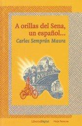 9788493432621: A orillas del Sena, un español