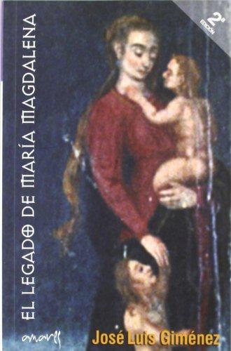 9788493435400: Legado De Maria Magdalena,El
