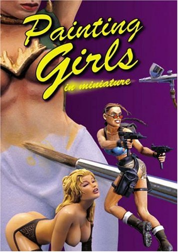 9788493440480: Painting Girls in Miniature