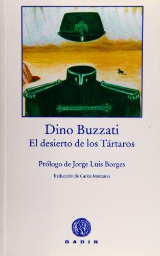 9788493443917: El desierto de los Tartaros (Spanish Edition)