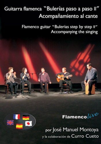 9788493445225: Flamenco Guitar Bulerias Step by Step: Guitarra Flamenca Bulerias Paso a Paso 2