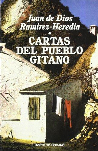 9788493445317: Cartas del pueblo gitano