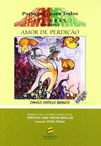 Amor de perdição: Castelo Branco, Camilo