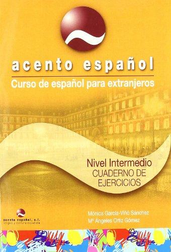 9788493450007: Acento Espanol: Curso De Espanol Para Extranjeros, Nivel Intermedio (Spanish Edition)
