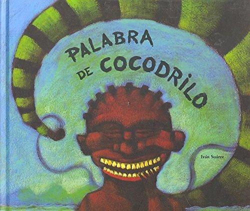 9788493451677: Palabra de cocodrilo (colección O)