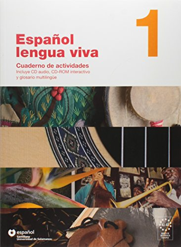 9788493453718: Español lengua viva. Cuaderno de actividades. Con CD Audio. Per le Scuole superiori. Con CD-ROM: ESPAÑOL LENGUA VIVA 1 CUADERNO ACTIVIDADES+CD-ROM INTERACTIVO - 9788493453718