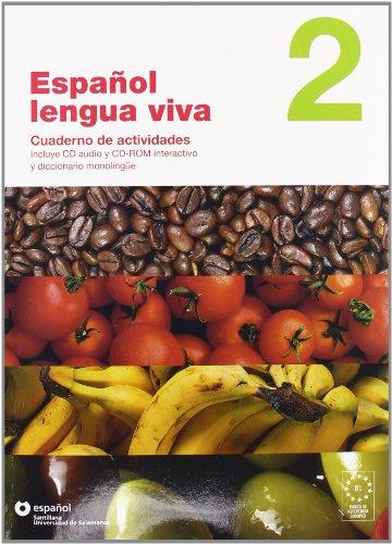 9788493453763: Espanol Lengua Viva: Cuaderno De Actividades + Cdr 2 (Spanish Edition)